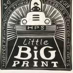 Little/Big Print, Introductory workshop