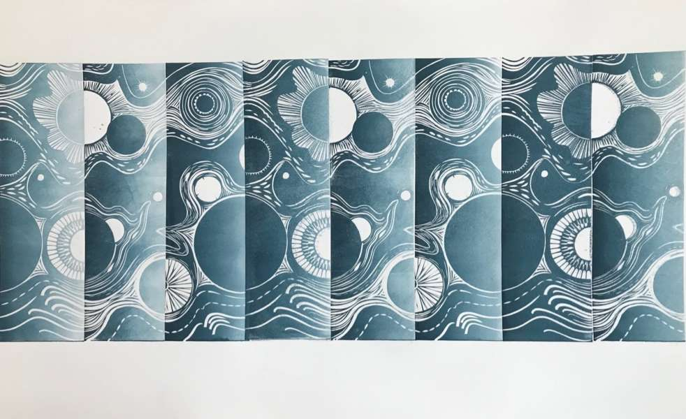 Gatefold Galaxy