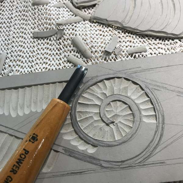 Relief Printmaking Techniques